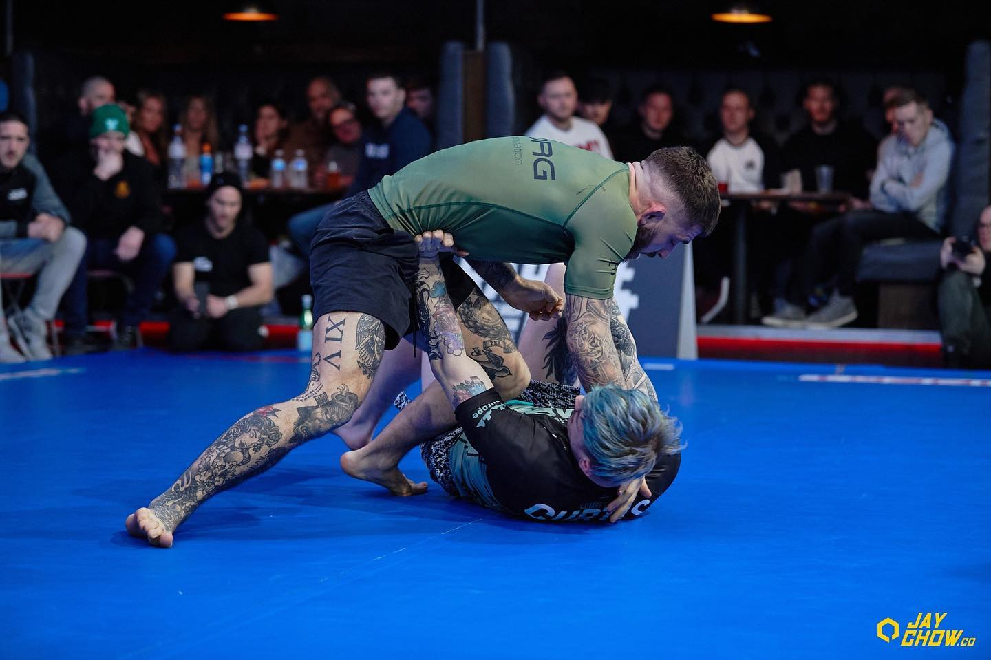 What is Nogi Grappling?