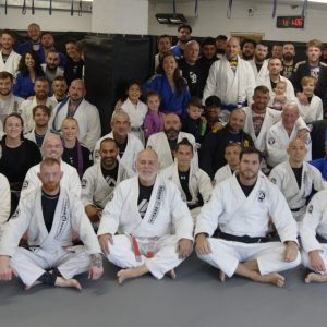 2021 Grading And Seminar with Roger Gracie and Mauricio Gomes